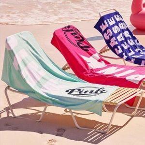 Victoria's Secret Pink Oversized Towel